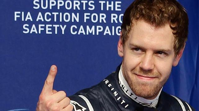 Vettel Bahréin 1
